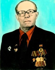 Григорий Степанович Коваленко