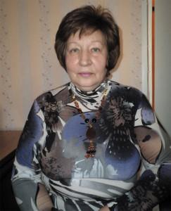 Щекланова